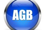 blue AGB icon © Torbz 33514782 / fotolia.com