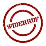 Kundenspezifikation und Widerrufsrecht