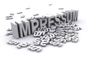 Paragraphen Impressum Versandhandelsrecht.de Fotolia_12553164