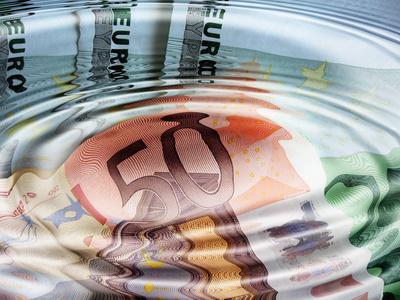euro unter wasser © fuxart 2822621 - / fotolia.com